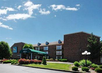 Hotel quality inn  suites south/obetz columbus