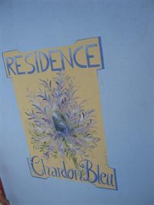 Chardon bleu logo