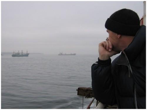 рыбалка в татарском проливе видео