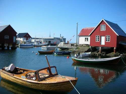рыболовные поселки