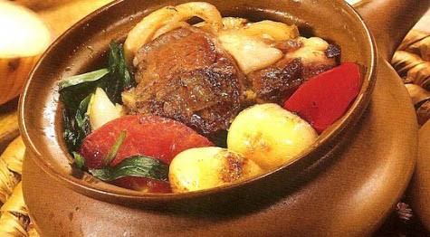 Мультиварка говядина картошкаы с фото