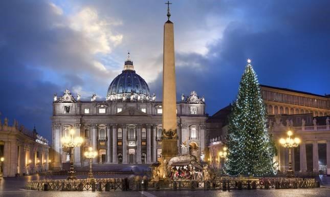 Самостоятельное путешествие в Рим на Новый Год 2017