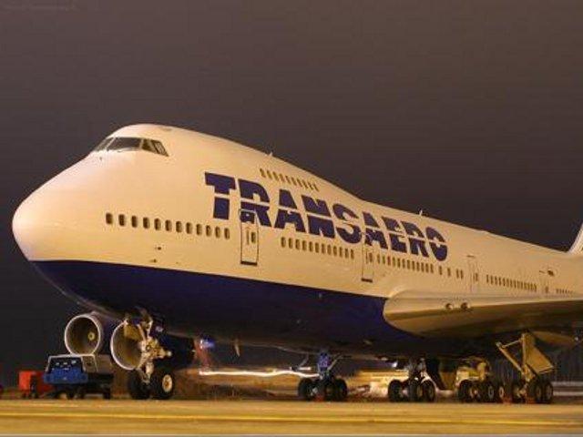 трансаэро боинг 747 фото