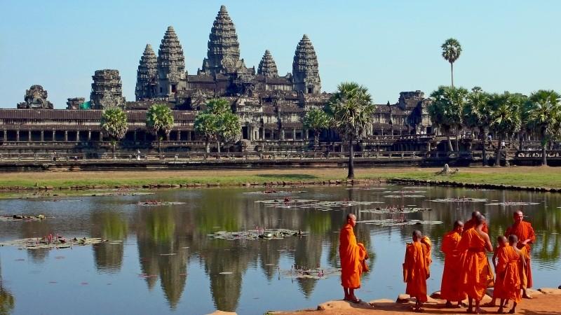 В Камбодже грабят иностранных туристов