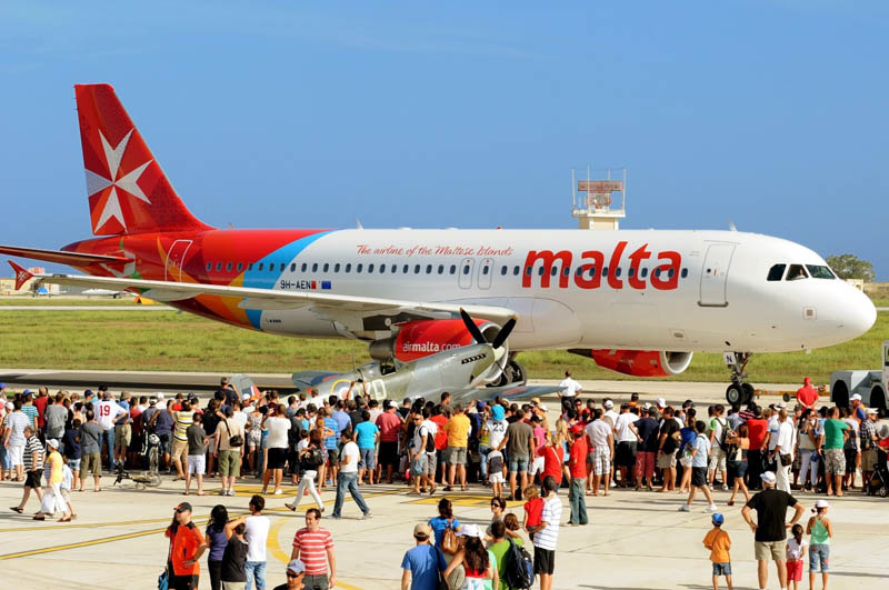 The new flights will offer improved connectivity between malta and the western part of sicily