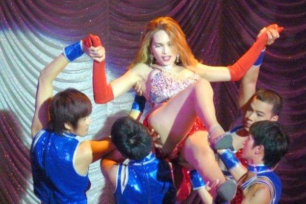 Секс шоу в паттайя