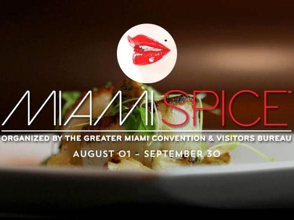 Miami spice вкус майами