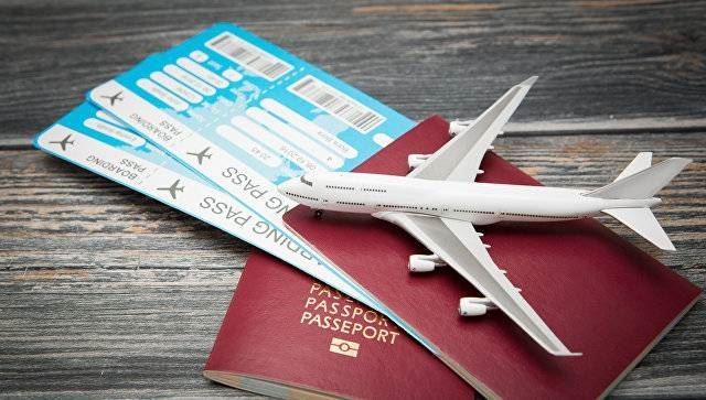 Как купить авиабилет если паспорт на замене