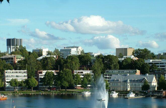 В финском городе планируют ввести третий официальный язык