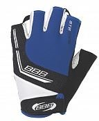 Перчатки велосипедные BBB MTBZone blue (BBW-33) - Увеличить