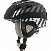 Зимний Шлем ALPINA ALL MOUNTAIN GRAP black-grey matt - Увеличить