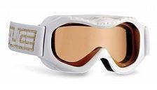 Очки горнолыжные Salice 601A White/Brown