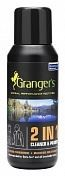 Пропитка GRANGERS CLOTHING 2 in 1 2 in 1 Cleaner _і_amp; Proofer 300ml Bottle