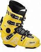Ботинки для сноуборда DEELUXE 2012-13 Free 69 Yellow - Увеличить