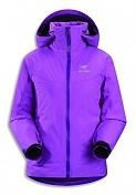 Куртка туристическая Arcteryx 2012-13 Insulation Fission SV Jacket Womens (Verbena) сереневый - Увеличить