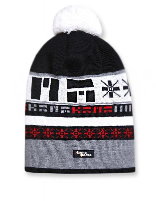 Kamakadze Knitted Hat K25