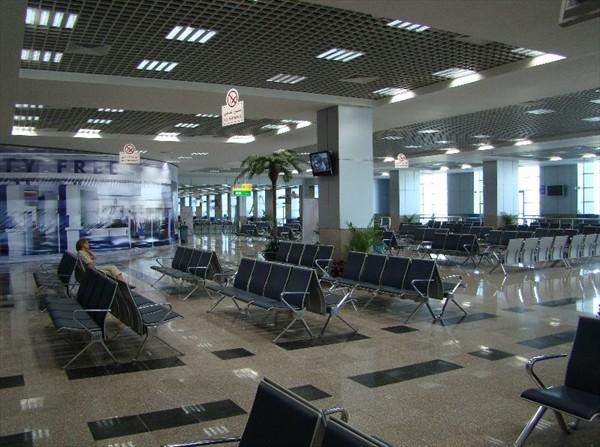 Фотографии. Аэропорт Хургады.