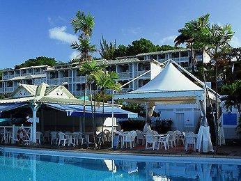 Diamant rock hotel martinique