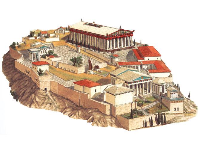 Картинки по запросу Ансамбль Акрополя