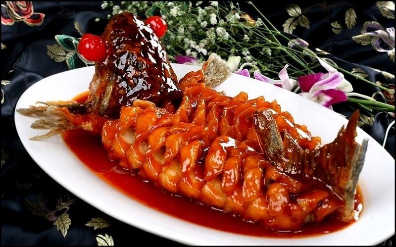 Рыба в соусе по-китайски рецепт