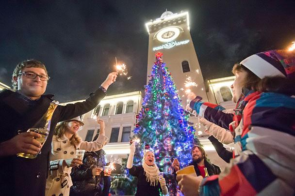 Новый год в Сочи 2017: новогодние туры, отдых, достопримечательности