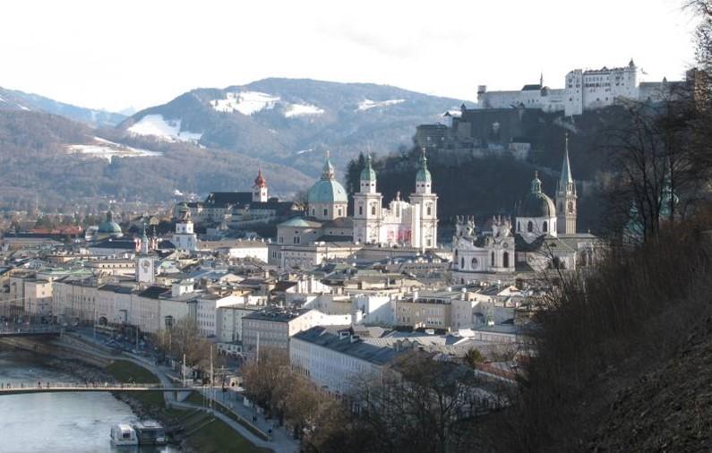 Погода в Австрии в феврале 2017-го года