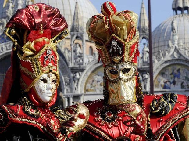 Венецианский карнавал 2017-го года. Полная программа мероприятий праздника