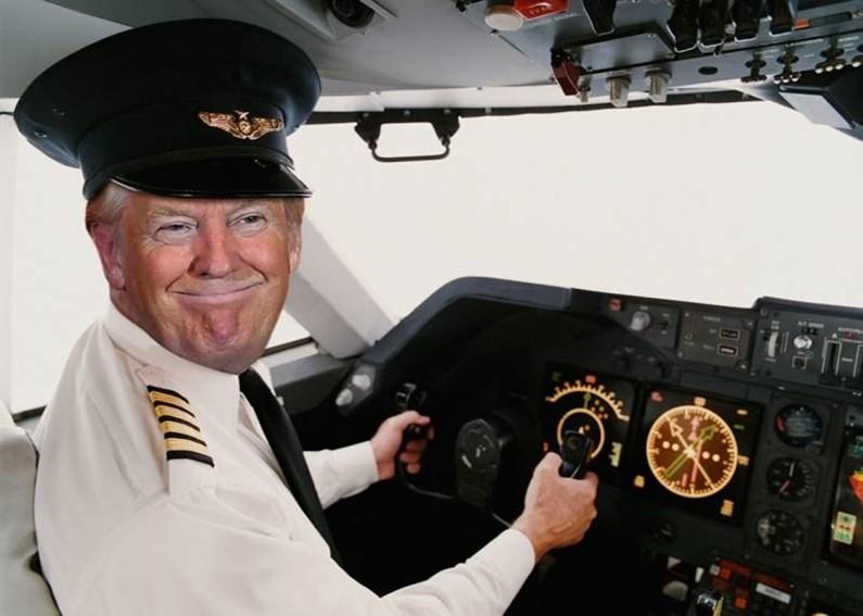 Куда «улетают» лётчики России?