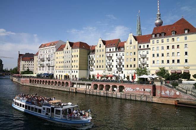 Лучшие рестораны исторического квартала Св. Николая в Берлине