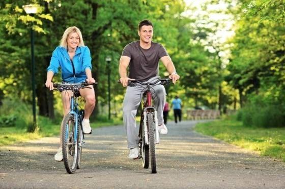 Где лучше всего покататься на велосипеде