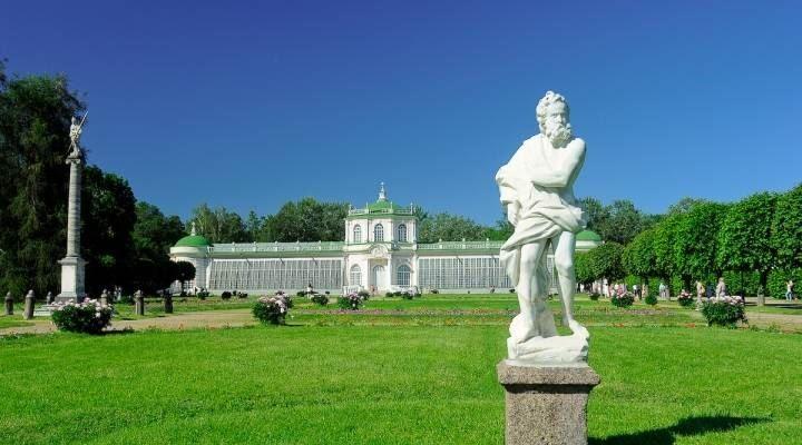 Московские усадьбы. Кусково