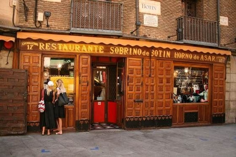 Самый старый ресторан Европы