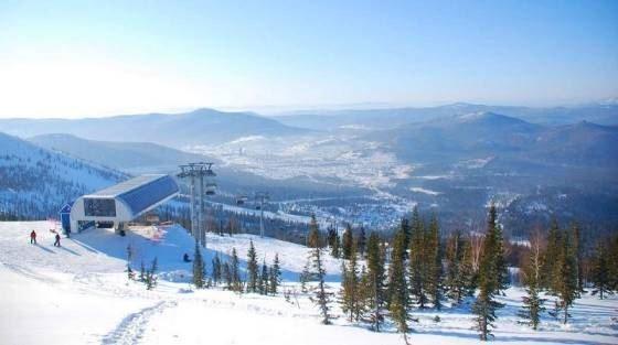 Закрываем горнолыжный сезон в России. Шерегеш