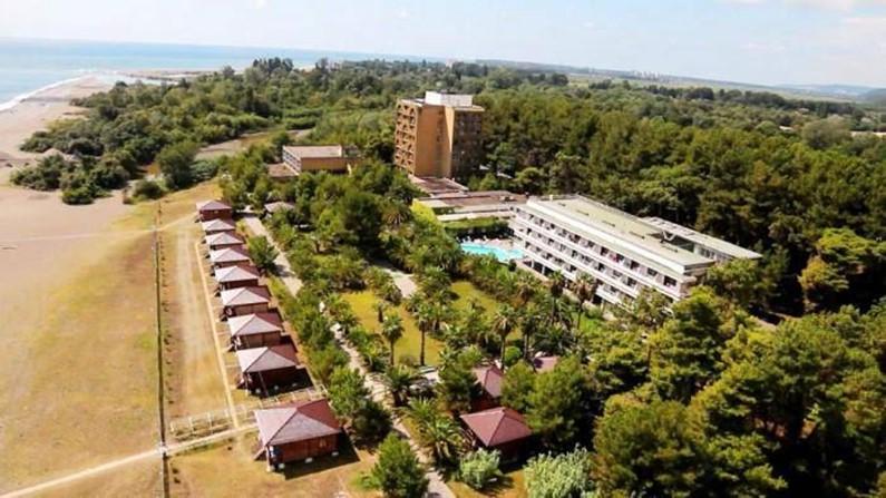Молодёжный отдых на море 2018 – Абхазия