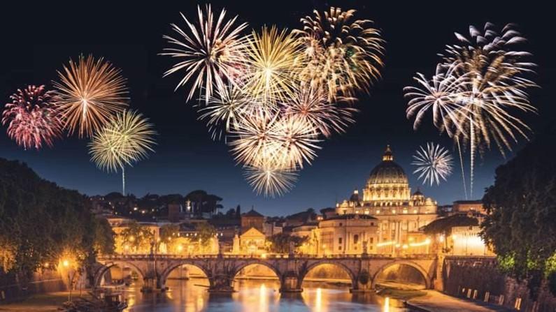 Новый Год 2019 в Риме - отличный повод осуществить мечту