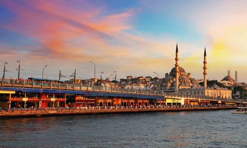 Стамбул  - город трех империй