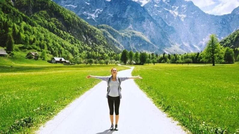 Четыре веские причины посетить Словению этой весной