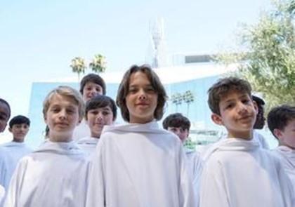 Хор мальчиков выступит в концертном зале «Зарядье»