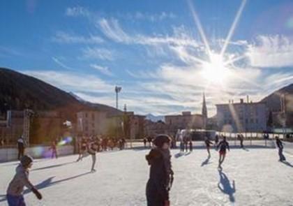 В Швейцарии открылся «Мир льда»