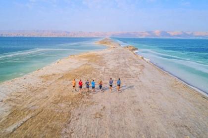 Первый марафон на Мертвом море в Израиле состоится 1 февраля 2019