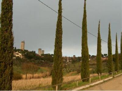 San Gimignano weather in October the water temperature