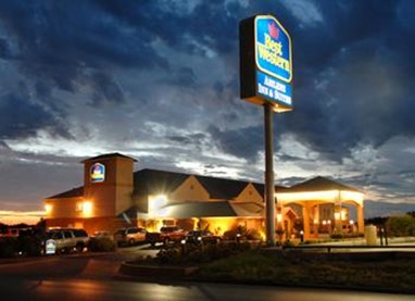 BEST WESTERN Abilene Inn & Suites
