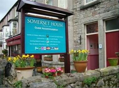 Somerset House Hotel Grange-over-Sands