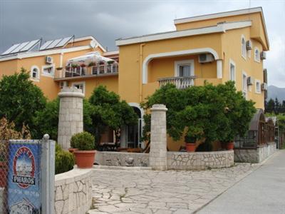 Отель принцесса Черногория сутаморе