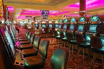 chair massage and casino