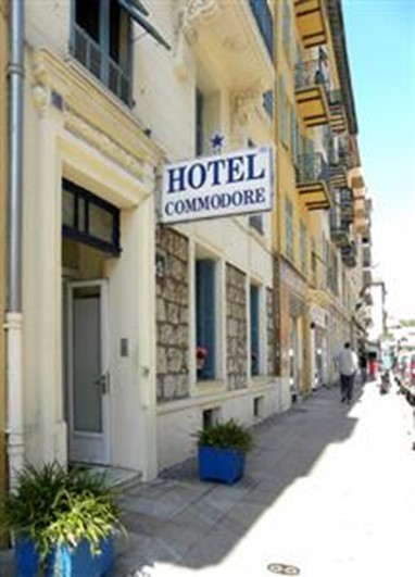 Hotel Le Commodore Nice