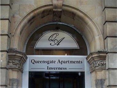 Queensgate Apartments Inverness (Scotland)
