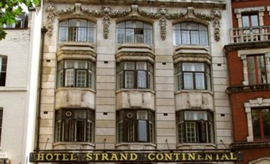 Hotel Strand Continental London