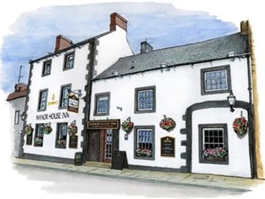 Manor House Inn Haltwhistle