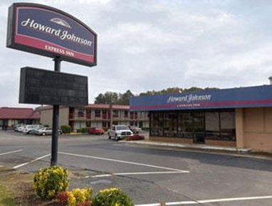 Howard Johnson Express Inn Anniston Oxford